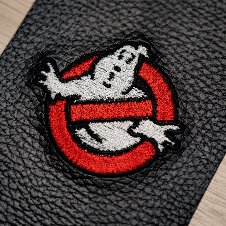Чехол с кожей GHOSTBUSTERS для Apple iPhone 7 Plus/8 Plus