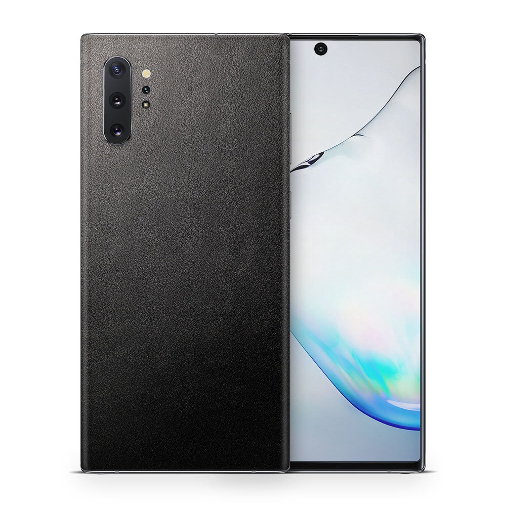 Кожаная наклейка JUST BLACK для Samsung Galaxy Note 10 Plus