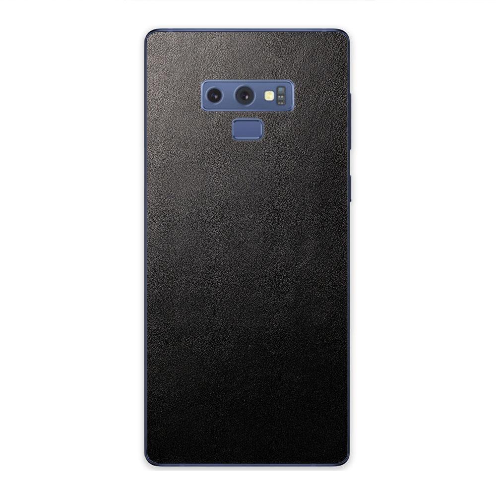 Кожаная наклейка JUST BLACK для Samsung Galaxy Note 9