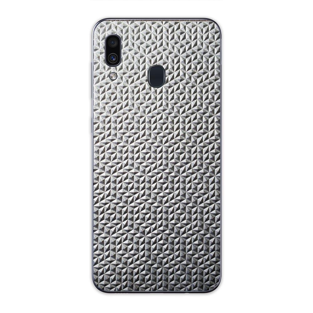 Кожаная наклейка MIELOFON для Samsung Galaxy A20
