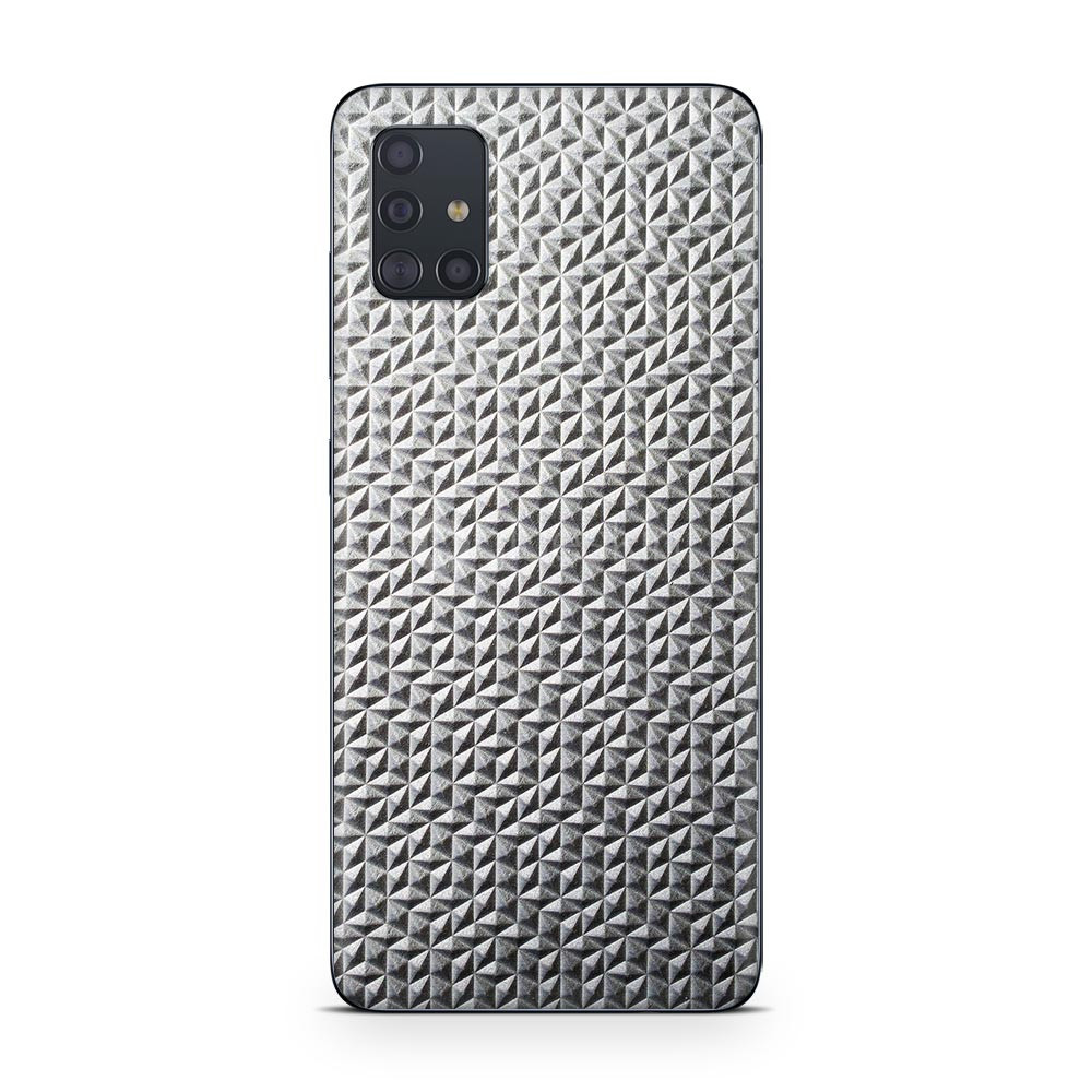 Кожаная наклейка MIELOFON для Samsung Galaxy A71