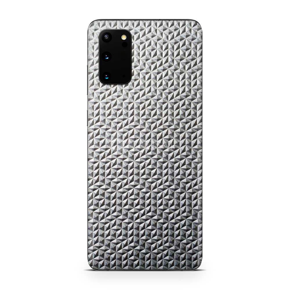 Кожаная наклейка MIELOFON для Samsung Galaxy S20