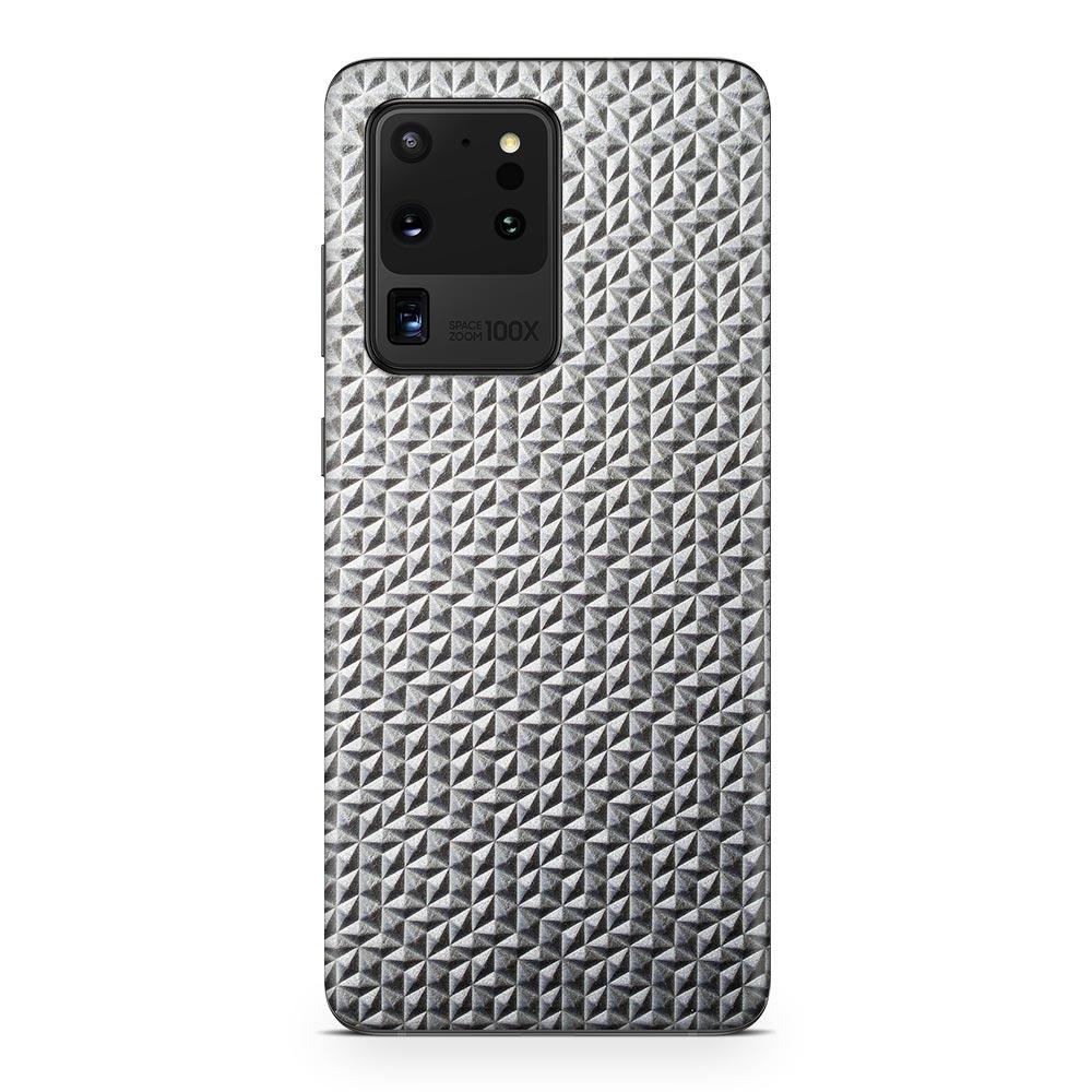 Кожаная наклейка MIELOFON для Samsung Galaxy S20 Ultra