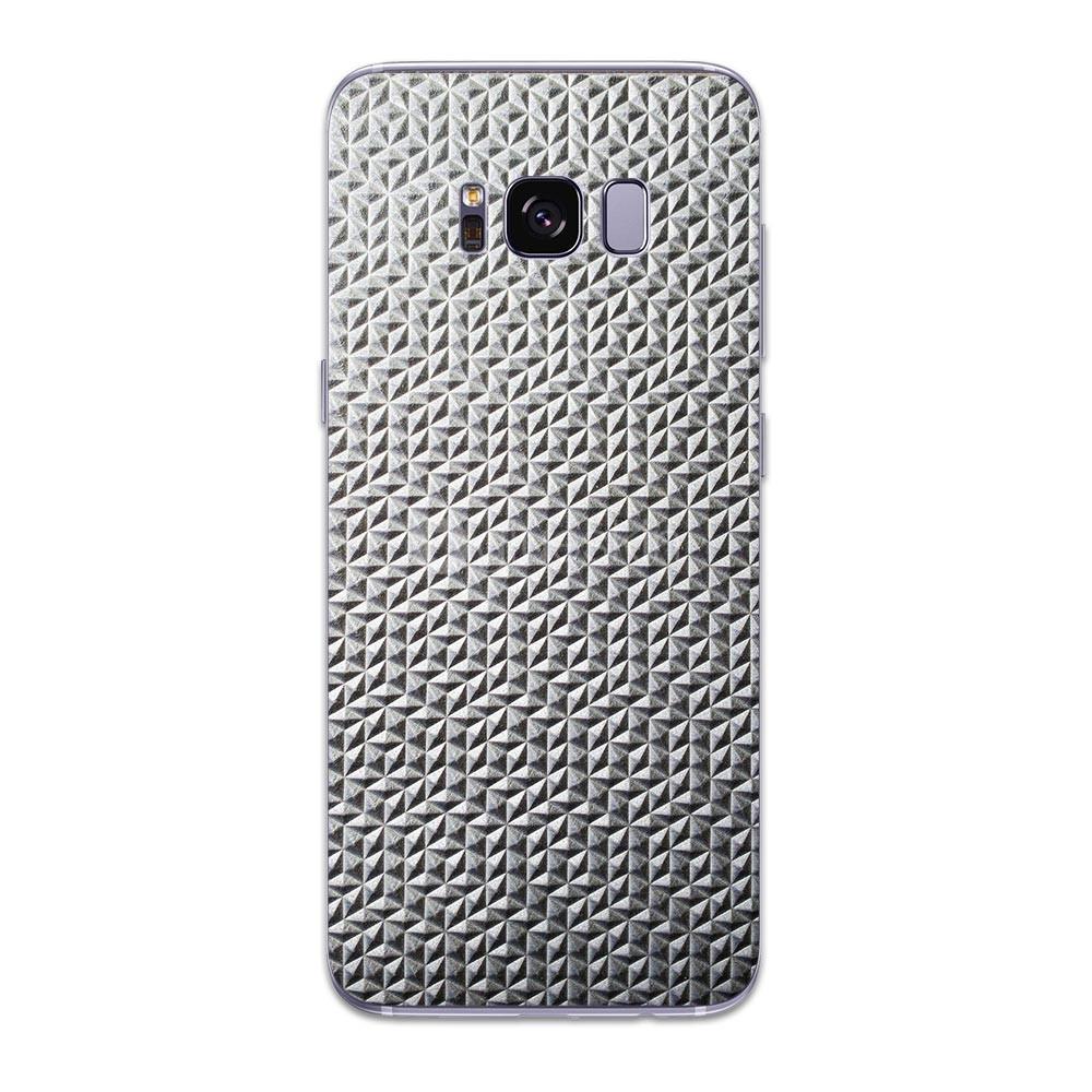 Кожаная наклейка MIELOFON для Samsung Galaxy S8 Plus