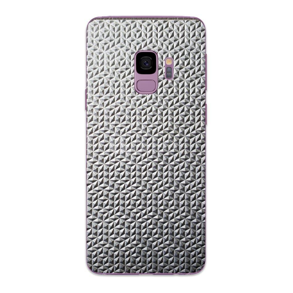 Кожаная наклейка MIELOFON для Samsung Galaxy S9