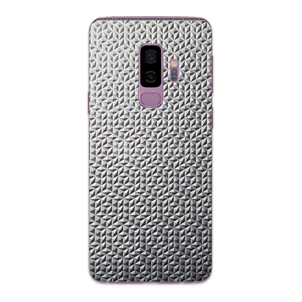 Кожаная наклейка MIELOFON для Samsung Galaxy S9 Plus