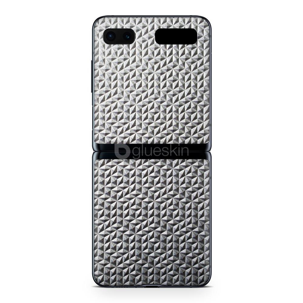 Кожаная наклейка MIELOFON для Samsung Galaxy Z Flip