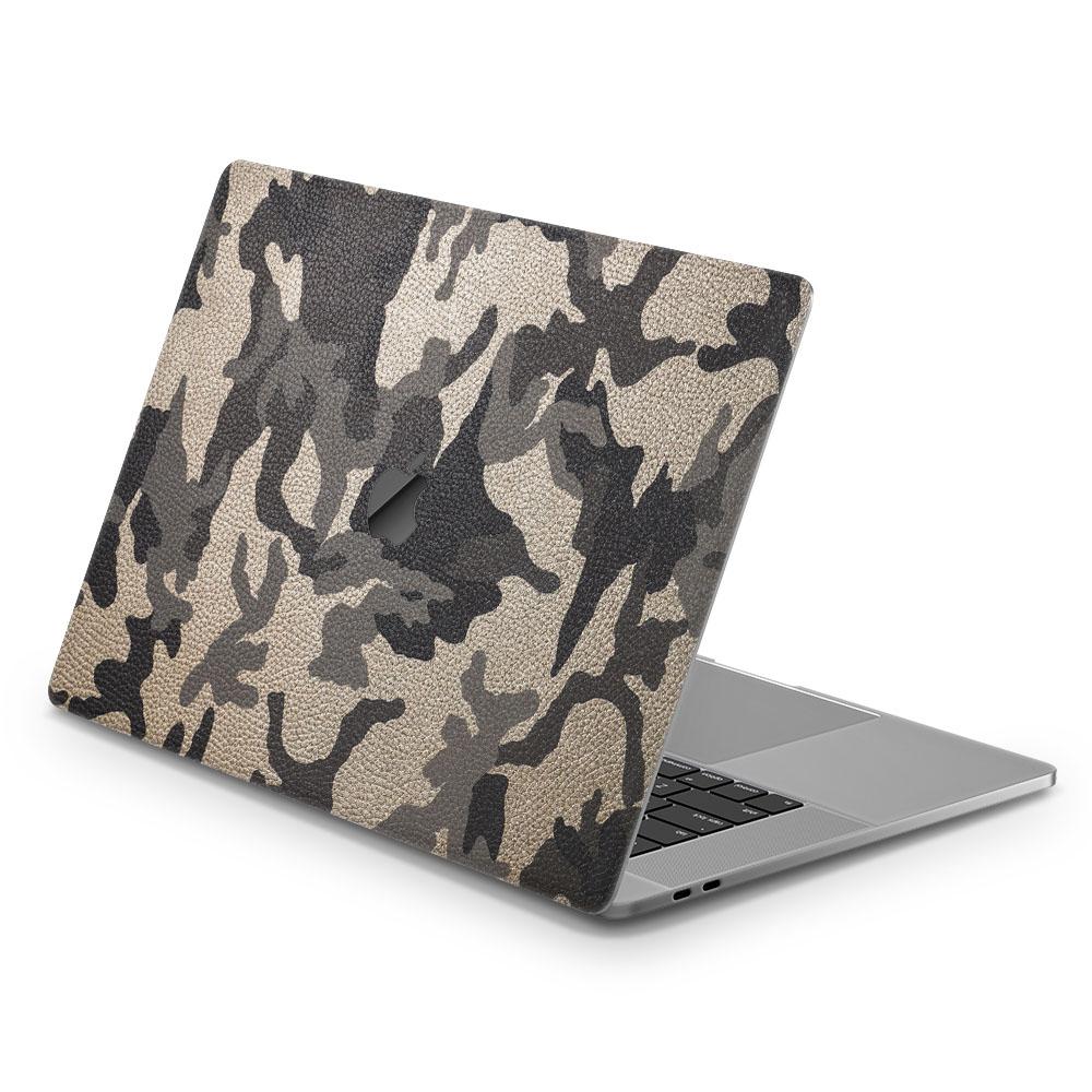 Кожаная наклейка MILITARY для Apple MacBook Pro 13'' M1