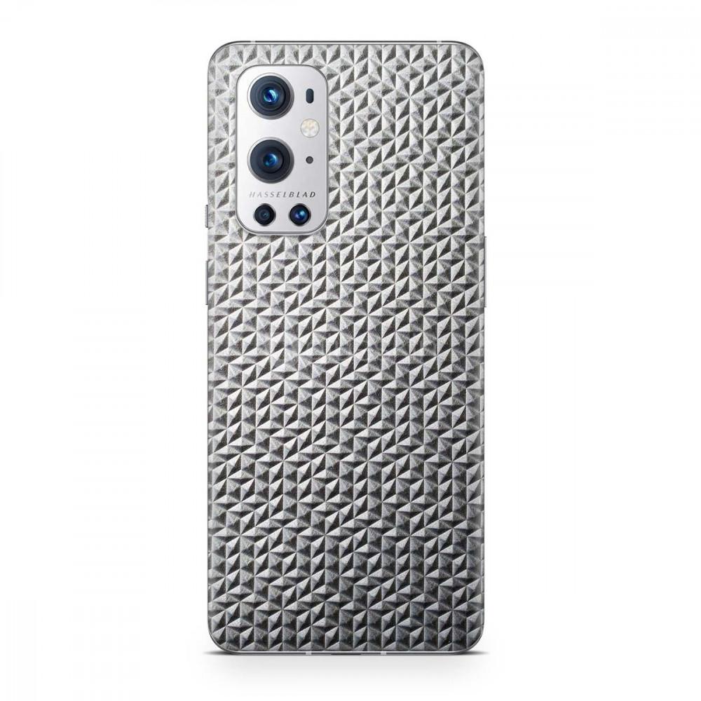 Кожаная наклейка MIELOFON для OnePlus 9 Pro