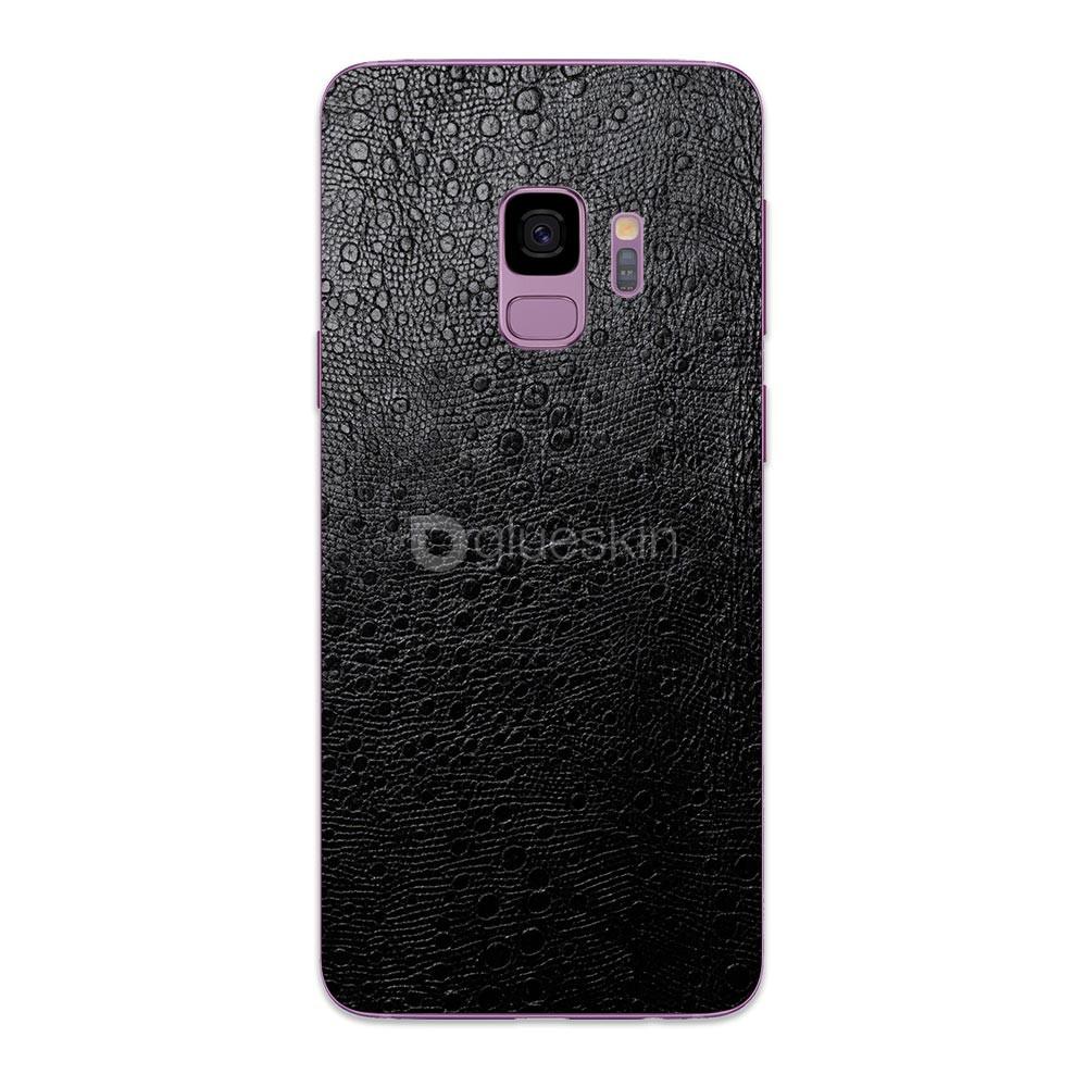 Кожаная наклейка OSTRICH для Samsung Galaxy S9