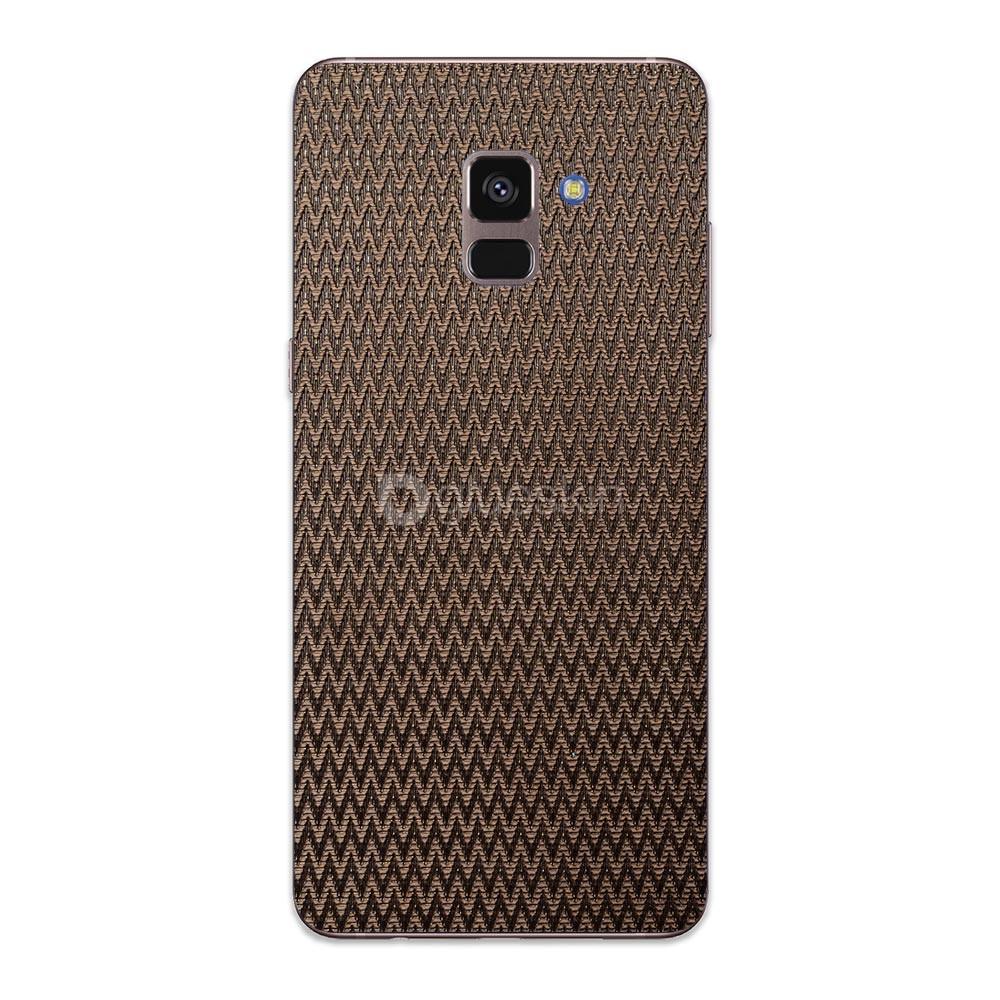 Кожаная наклейка PULSE для Samsung Galaxy A8