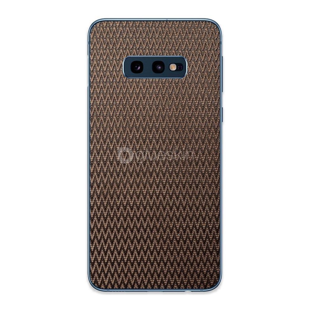 Кожаная наклейка PULSE для Samsung Galaxy S10e
