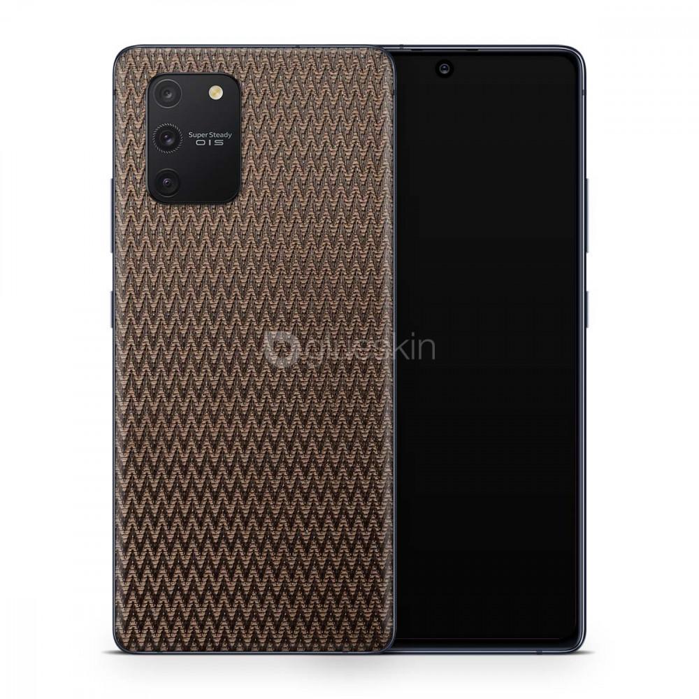 Кожаная наклейка PULSE для Samsung Galaxy S10 Lite