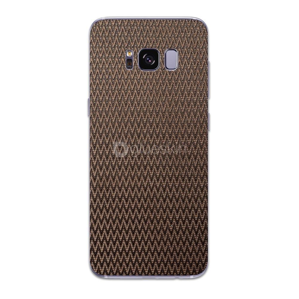 Кожаная наклейка PULSE для Samsung Galaxy S8 Plus