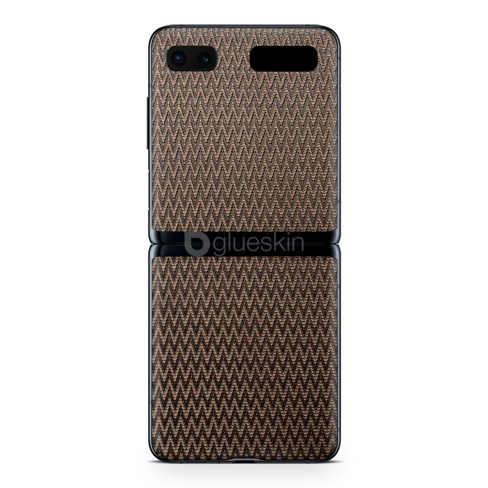 Кожаная наклейка PULSE для Samsung Galaxy Z Flip