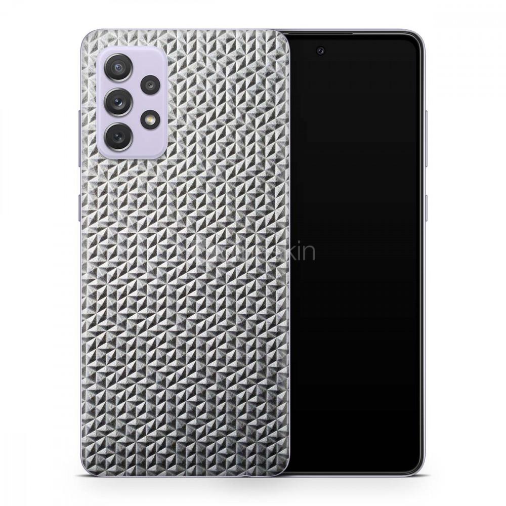 Кожаная наклейка MIELOFON для Samsung Galaxy A52