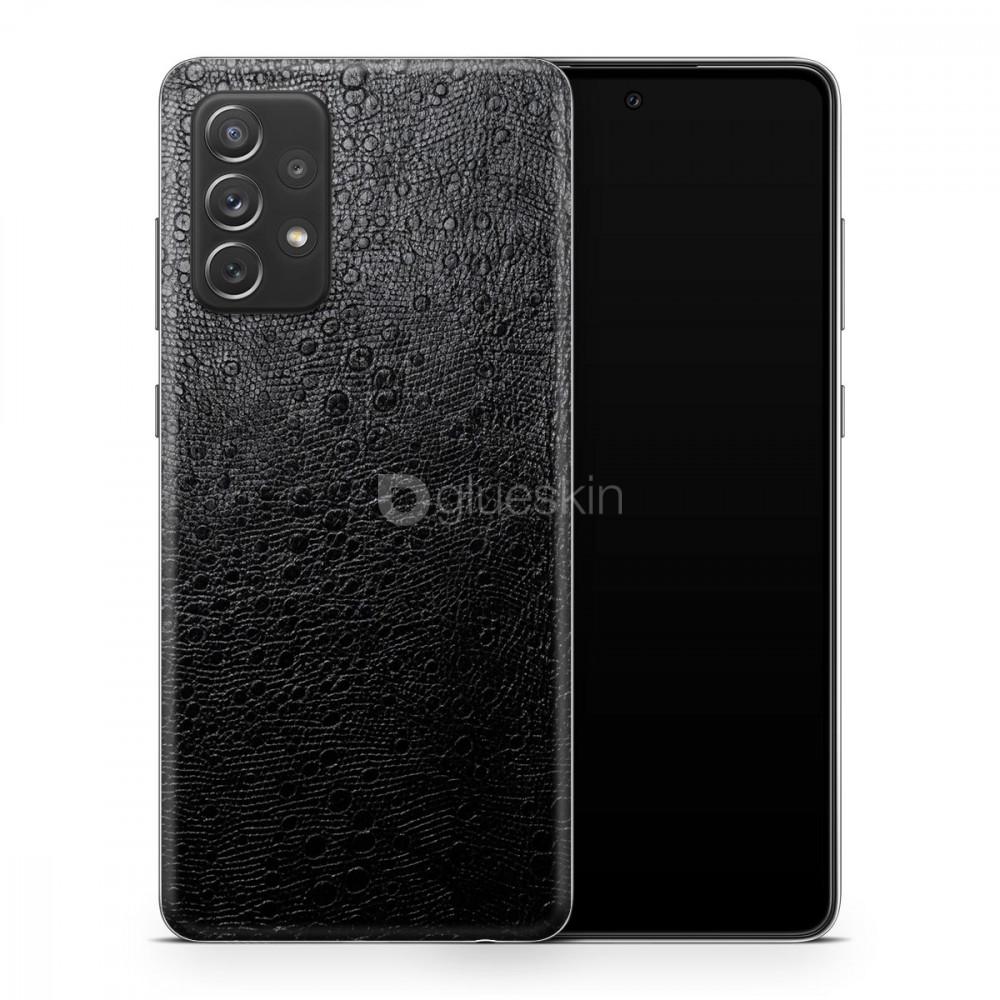 Кожаная наклейка OSTRICH для Samsung Galaxy A52