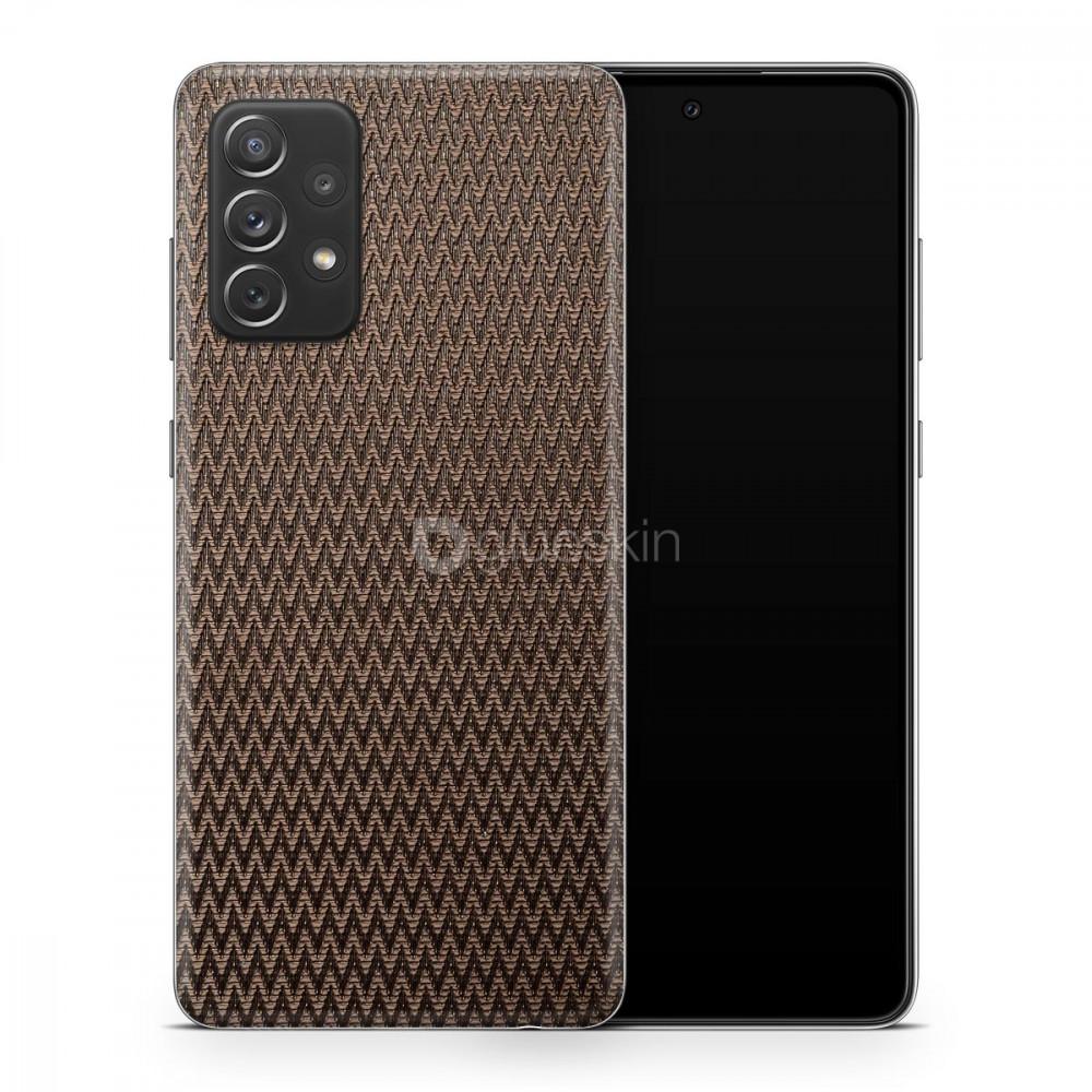 Кожаная наклейка PULSE для Samsung Galaxy A52
