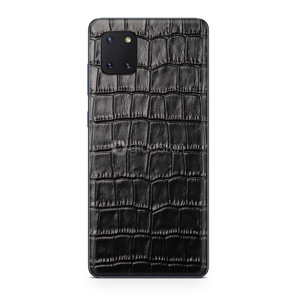 Кожаная наклейка CROCO для Samsung Galaxy Note 10 Lite