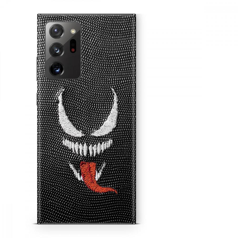 Кожаная наклейка VENOM для Samsung Galaxy Note 20 Ultra