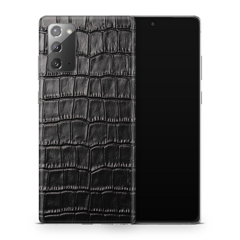 Магнитная наклейка CROCO для Samsung Galaxy Note 20