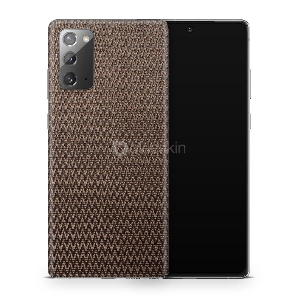 Кожаная наклейка PULSE для Samsung Galaxy Note 20
