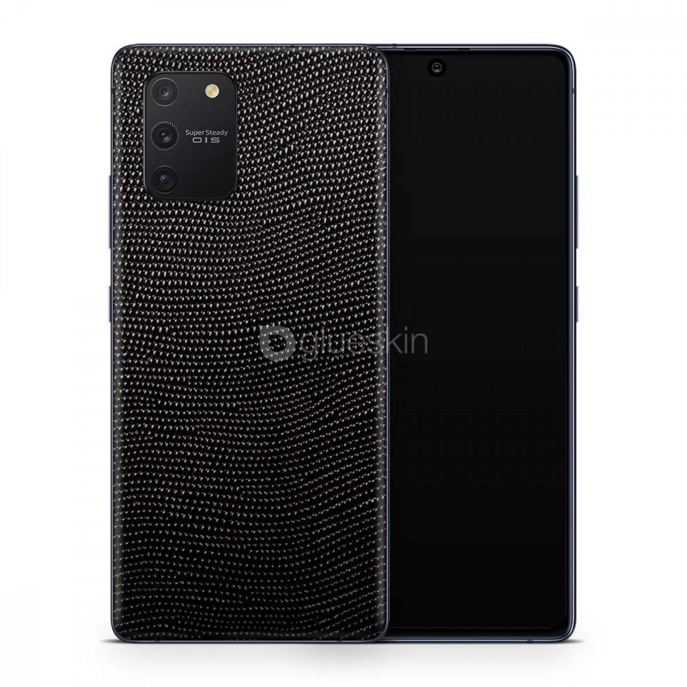 Кожаная наклейка STINGRAY для Samsung Galaxy S10 Lite