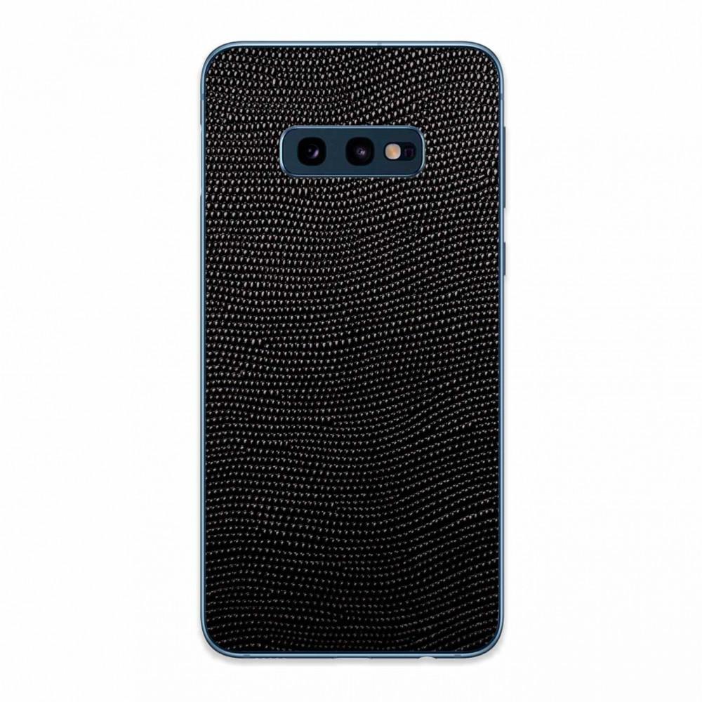 Кожаная наклейка STINGRAY для Samsung Galaxy S10e